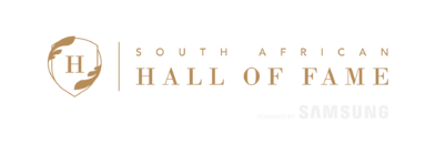 The South African Hall of Fame Logo